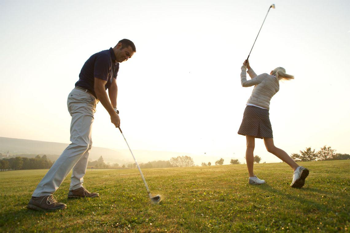Reiters Golfschaukel in Stegersbach - Golfresort im Südburgenland