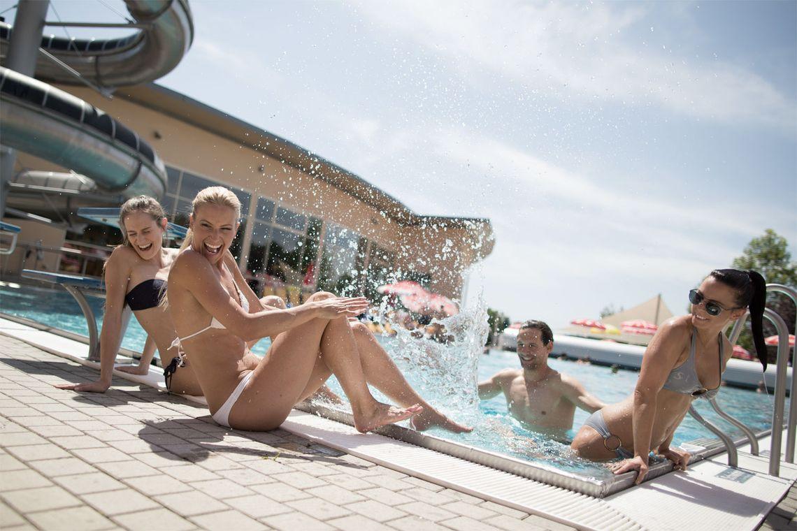 unvergessliche Urlaubserlebnisse sammeln Sie in den Wellnesshotels im Südburgenland an bis zu 300 Sonntagen im Jahr