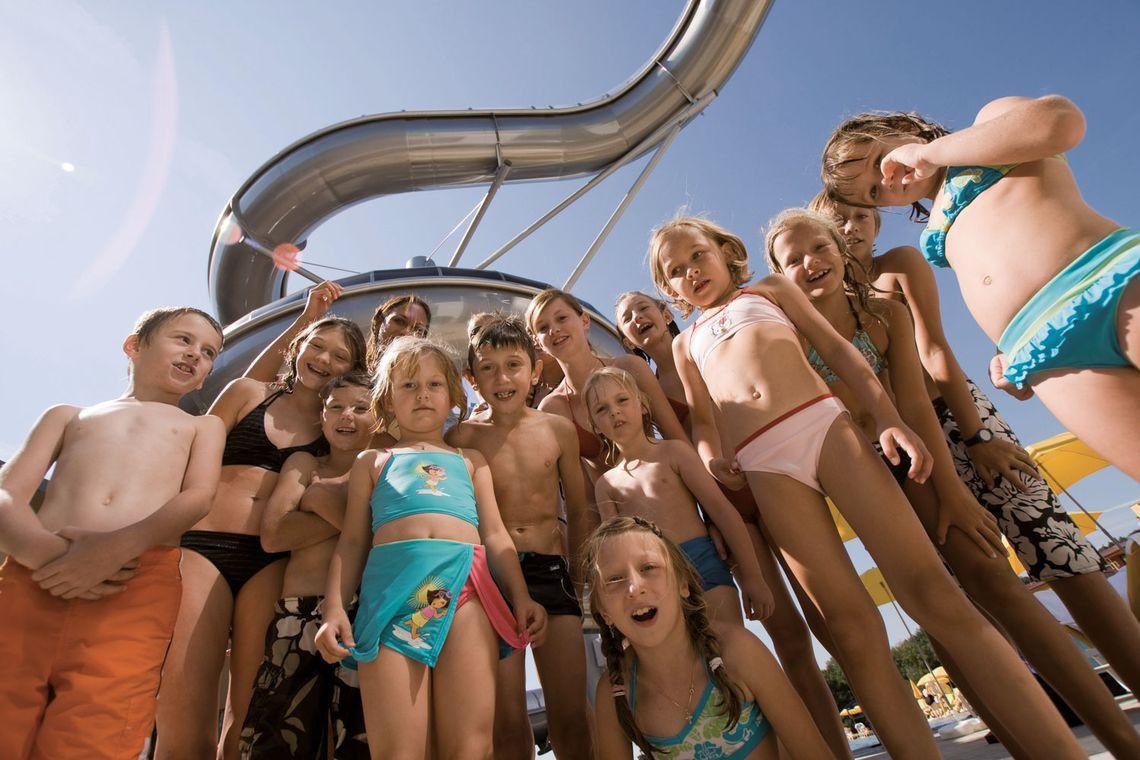 umfangreiches Programm für Kinder im Reiters Resort Stegersbach