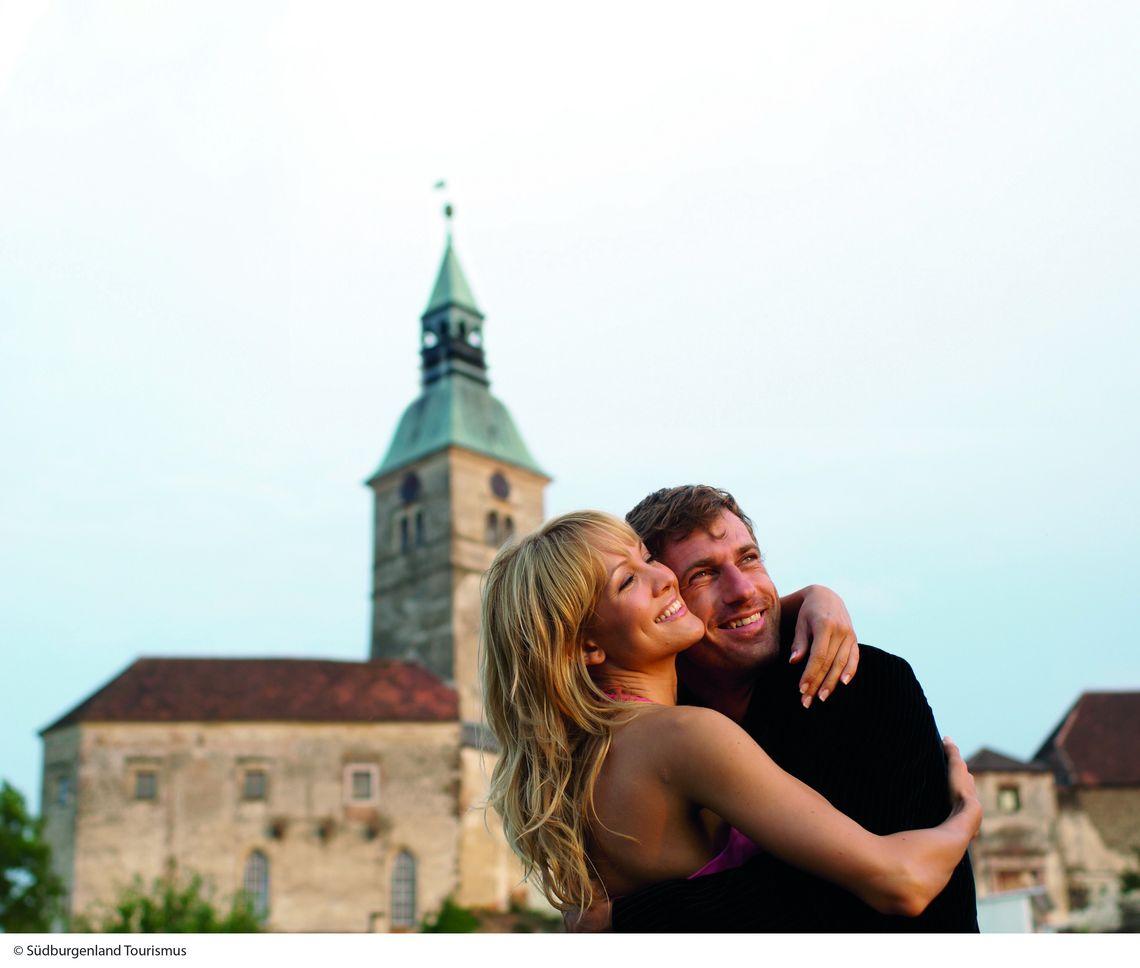 Burgverein veranstaltet Burgspiele auf der Festwiese am Fuße der Burg Güssing