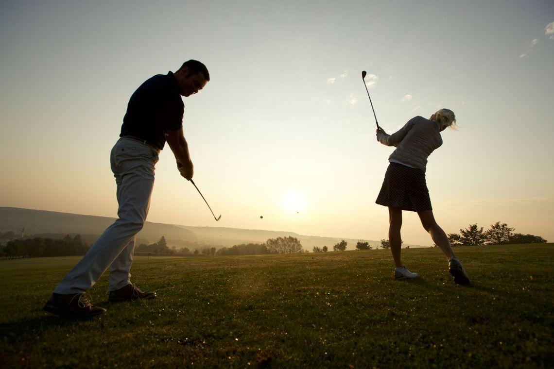 Leidenschaft beim Golf auf Österreichs größtem Golferlebnis im Südburgenland