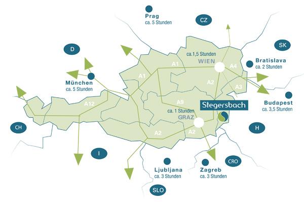 Prag Karte Offentliche Verkehrsmittel.Kontakt Anreise Stegersbach