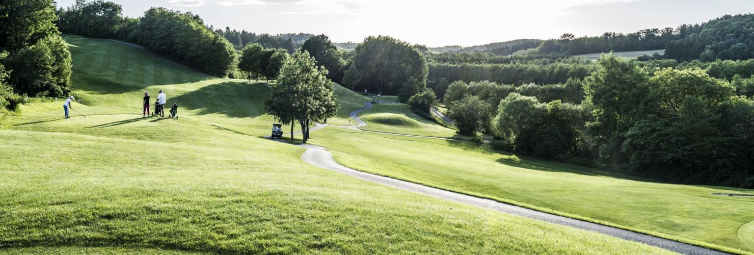 Golf & Wellness Kurzwoche