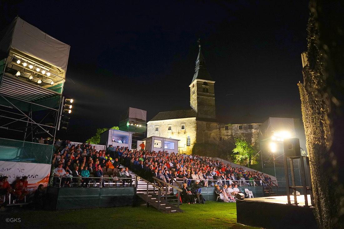 Theater auf Burg Güssing